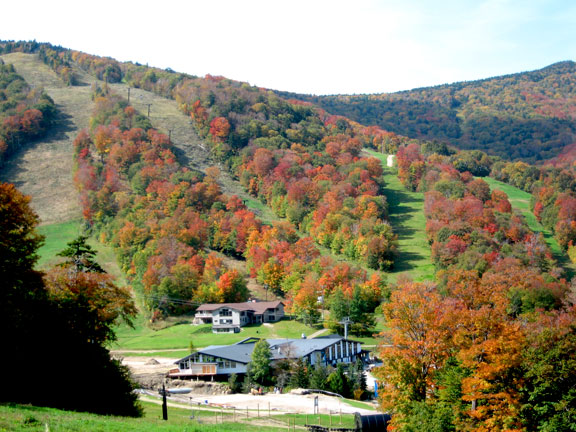 Foliage Season Getaways at Killington Resort Feature Scenic ...