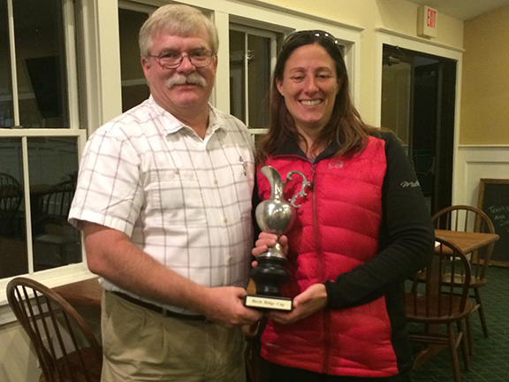Congratulations Deb Butler, Winner of the 2015 Birch Ridge Cup.