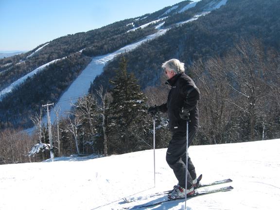 What a great week to ski Killington.