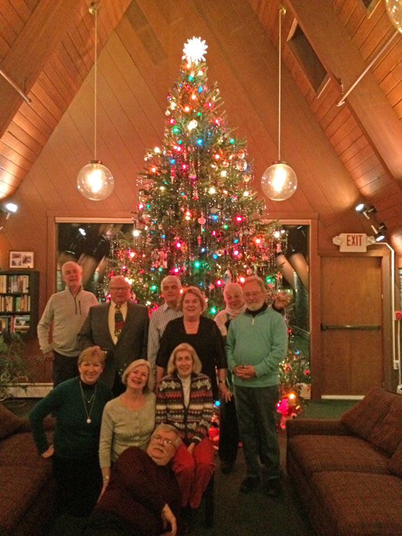 Birch Ridge Inn Christmas Tree