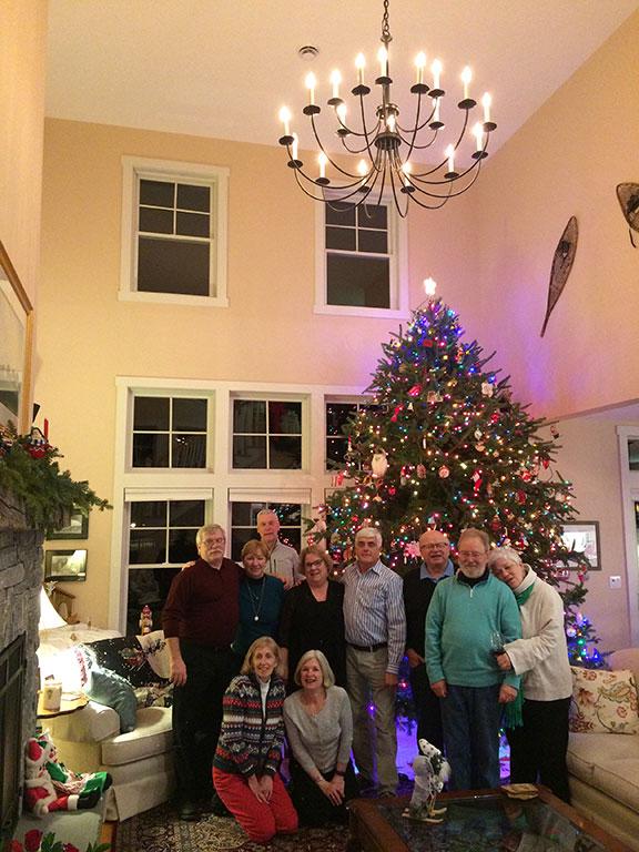The Mercier's Christmas Tree