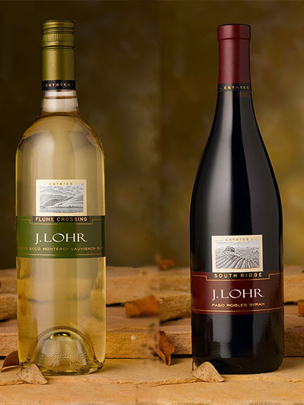 Wines from J. Lohr featured at the Birch Ridge Inn during the Killington Wine Trail