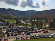 Fall colors greet Spartans at Killington on Sunday