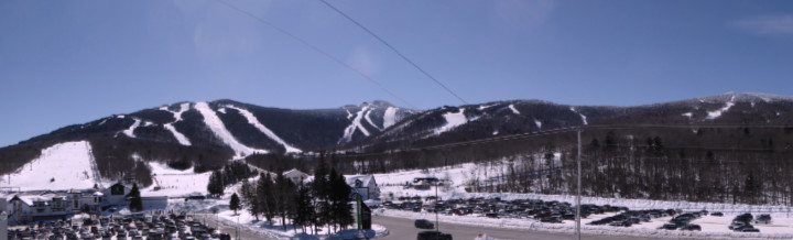 The Killington Resort taken Sunday March 18th.