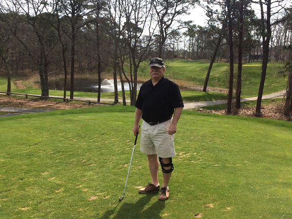 Golf in May on Cape Cod